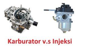 mesin mobil karburator vs injeksi